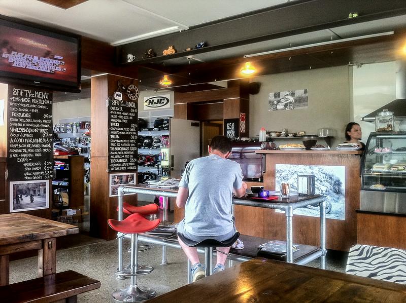 Yamaha Cafe