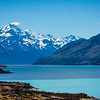 Lake Pukaki and Mt Cook