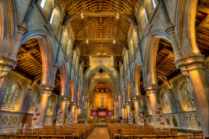 Christ Church cathedral, Christ Church, New Zealand
