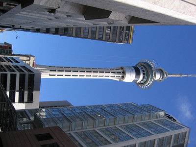 New Zealand - Auckland - Sky Tower