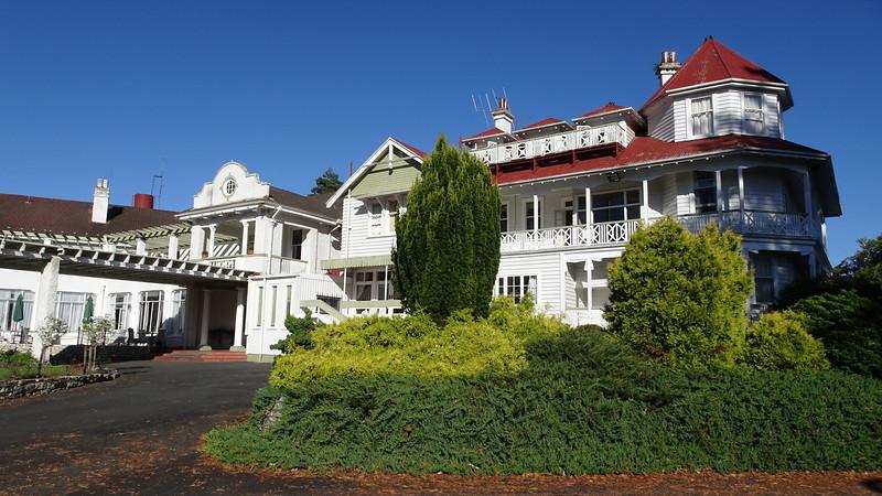 Waitomo Hotel