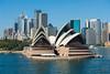 Sydney Opera House and City