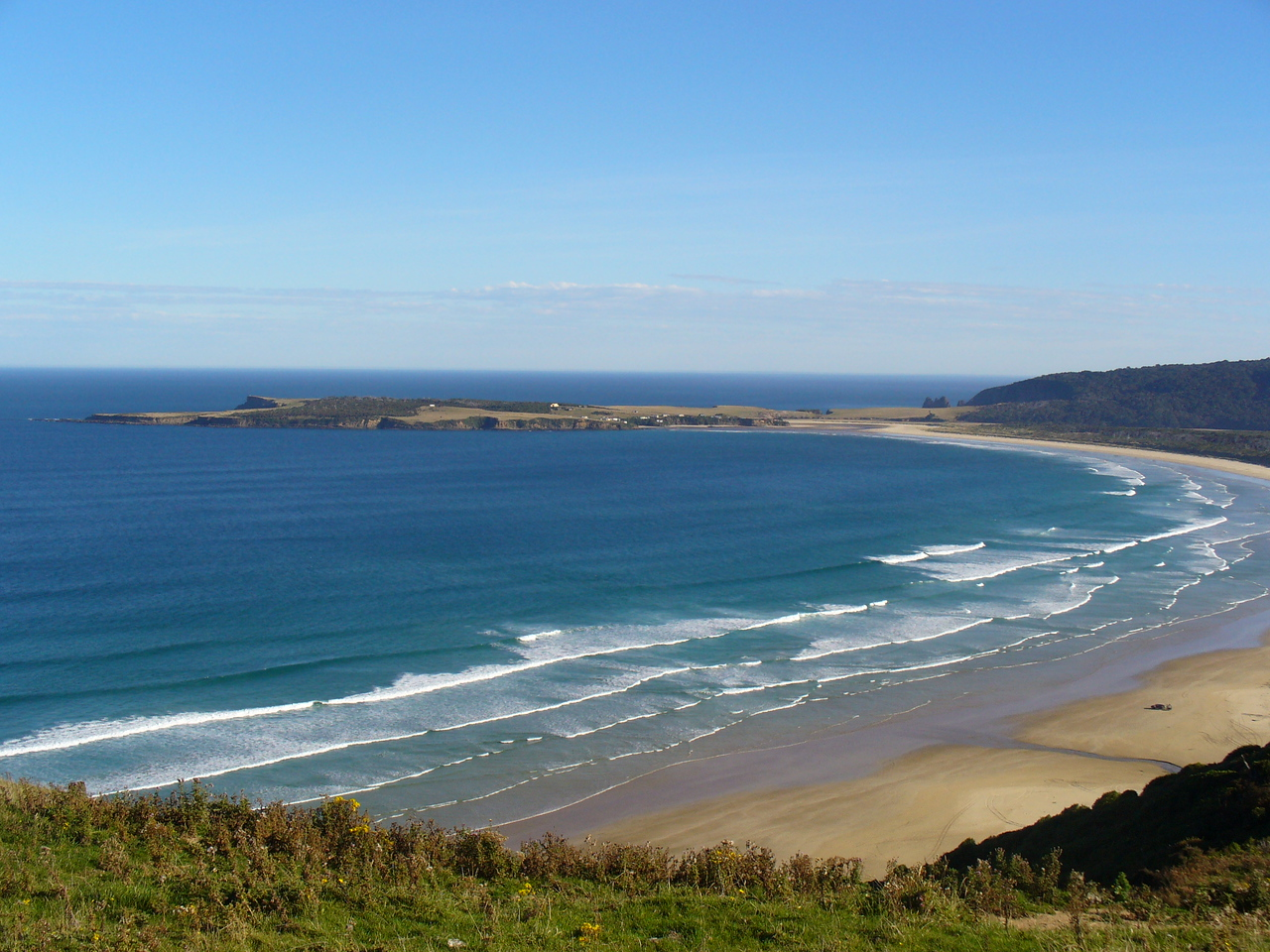 Who says NZ doesn't have good beaches? Catlins