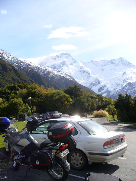 Mt Cook Village