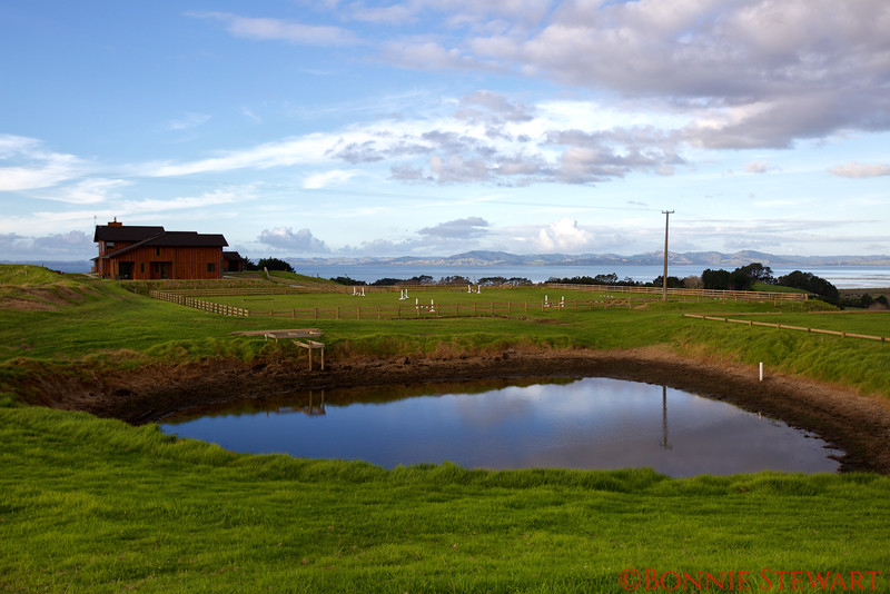 EVER Ranch House, Jumping Ring, Dressage Ring, Lake