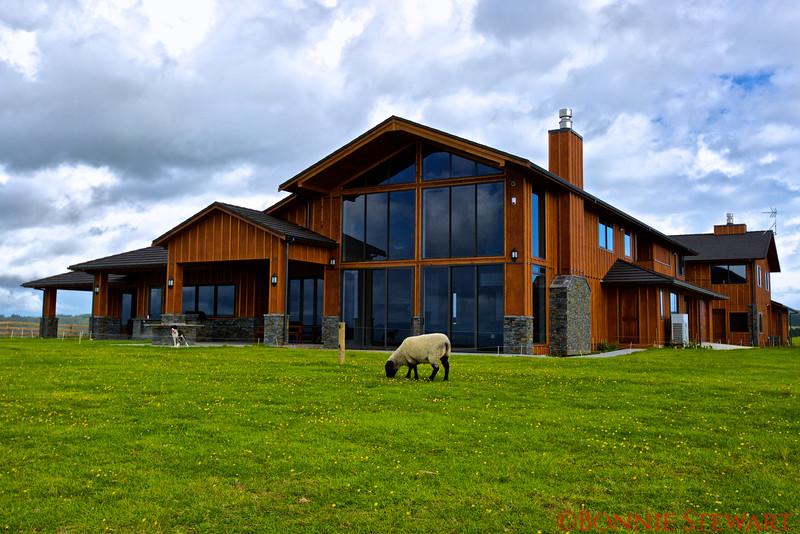 Emerald Vista Equestrian Ranch House