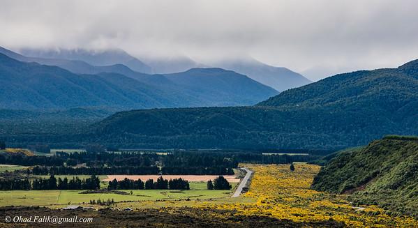 Fiord Land National Park NZ