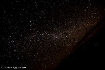 Southern Sky Mount John New Zealand