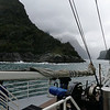 Cruising on the Milford Sound
