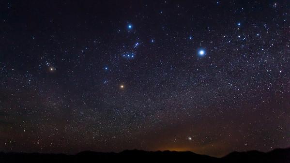 Southern Sky, New Zealand