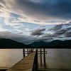 Lake Te Anau, New Zealand