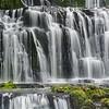 Purakaunui Falls, Southland, New Zealand