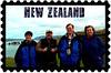 Otago Bay, South Island. We were at the Royal Albatross Sanctuary.