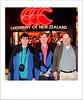 Ben, Phil & Tom in Christchurch.