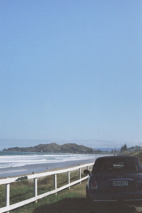 Beach in NZ