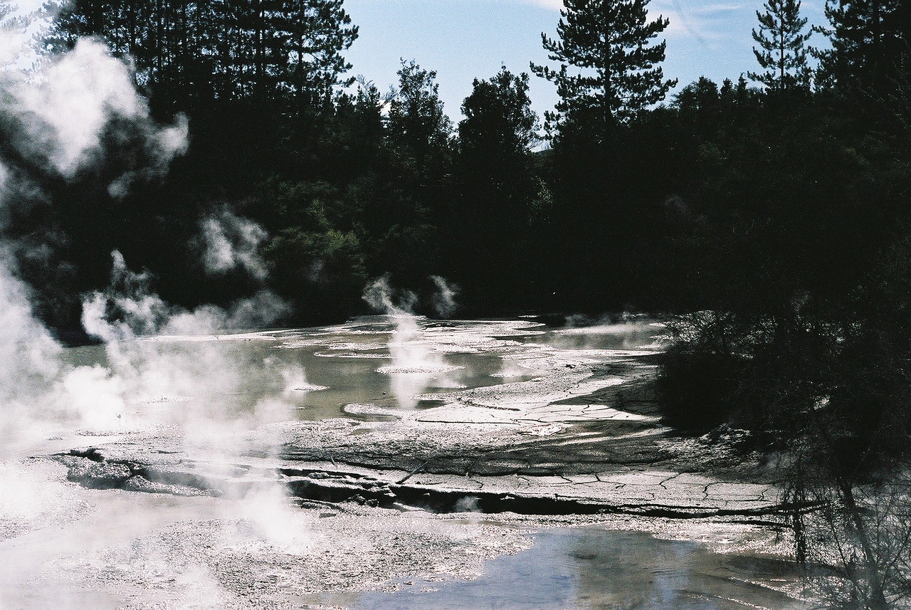 Wai-O-Tapu - Thermal Wonderland