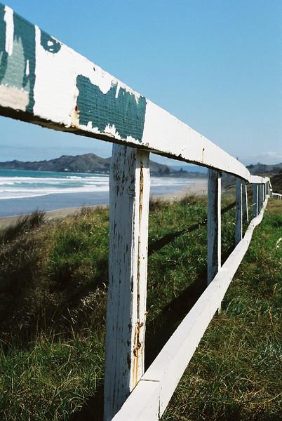 Beach in NZ