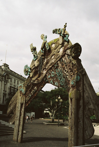 Auckland Square