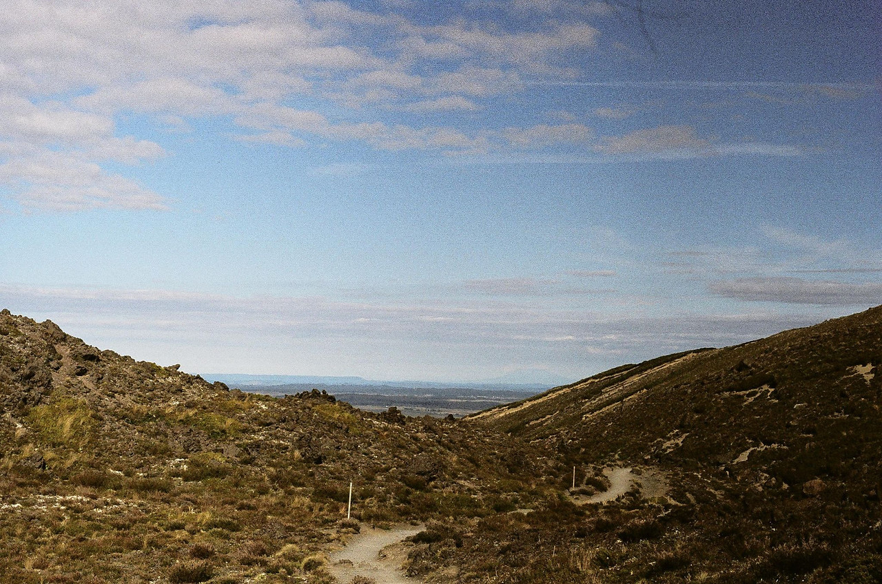 View from Tongariro
