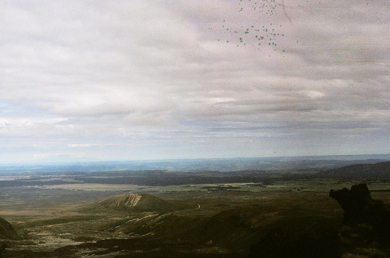 View from Tongariro