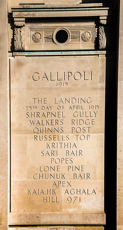 WWI Gallipoli Monument