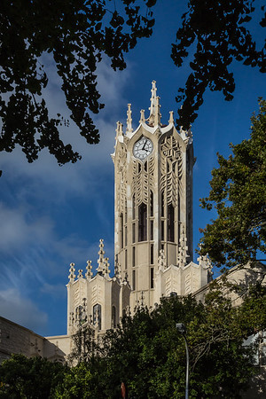 The Clock Tower, University of Auckland