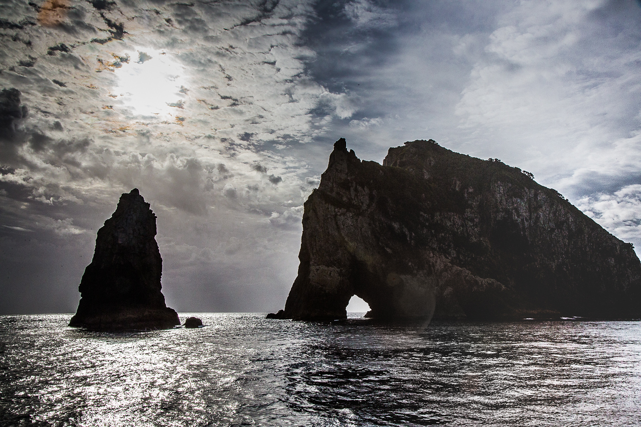 Hole in the Rock, Bay of Islands