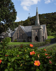 Church in Paihia