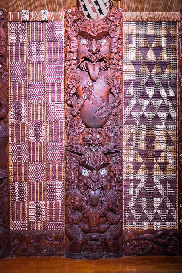 Maori Meeting Place