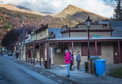 Main Street in Arrowtown