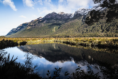 Mirror Lake Walk