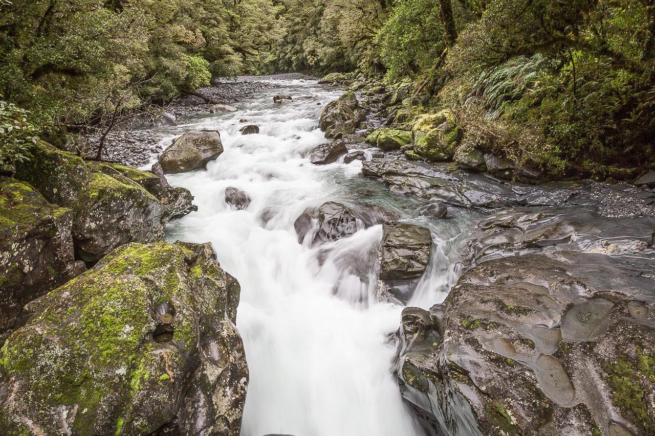 Cleddau River, The Chasm
