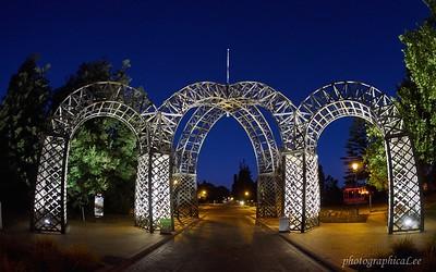 Princes Gate, Rotorua