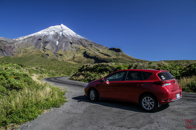 Rent your car for a road trip in New Zealand