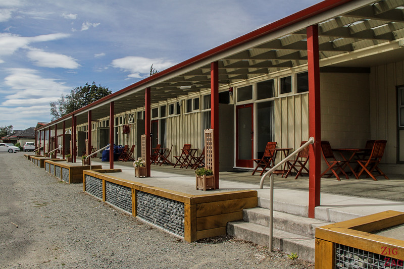 NZ Accommodations - motel