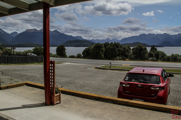 Where to stay in New Zealand - Manapouri accommodation