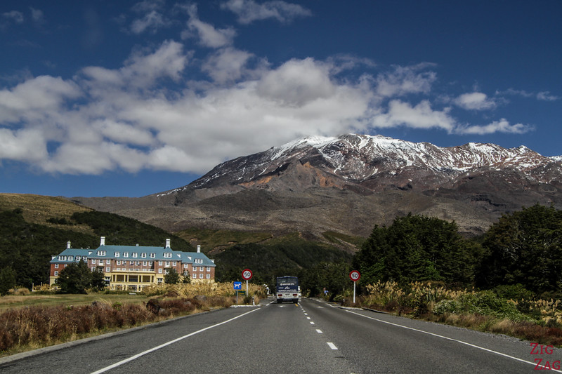 Best places to stay in New Zealand - Whakapapa village