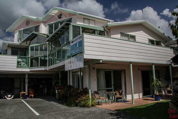 Best cities in New Zealand to stop on your itinerary - Paihia hotel