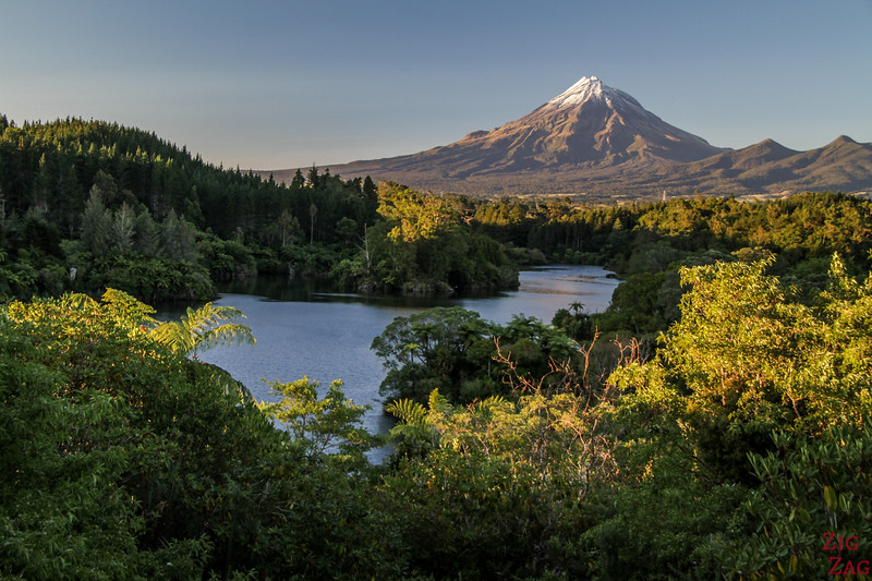 Top New Zealand views - Taranaki