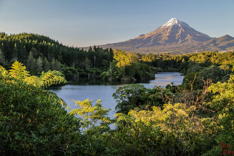 Where to stay in New Zealand - Mt Taranaki accommodation