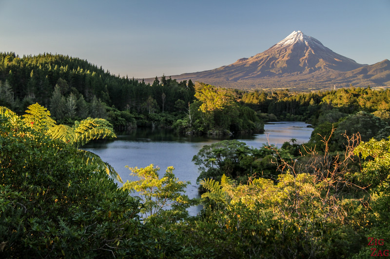 New Zealand North Island Itinerary 1 week - Taranaki 1