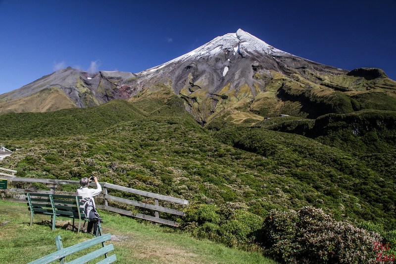 Best volcanic landscapes in New Zealand - Taranaki Egmont
