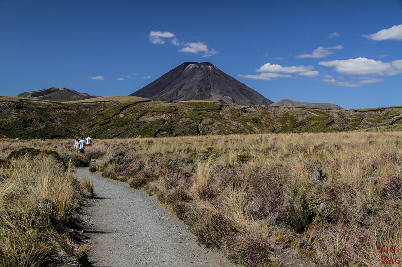 New Zealand North Island Itinerary 1 week - Tongariro 1