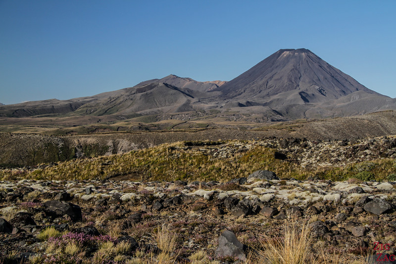 Best volcanic landscapes in New Zealand - Tongariro
