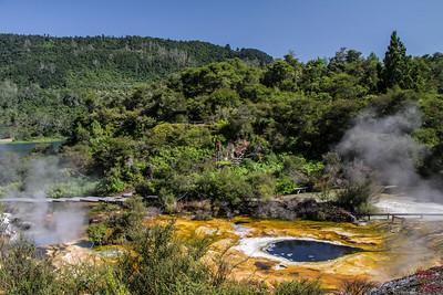 New Zealand destinations - Rotorua - Taupo