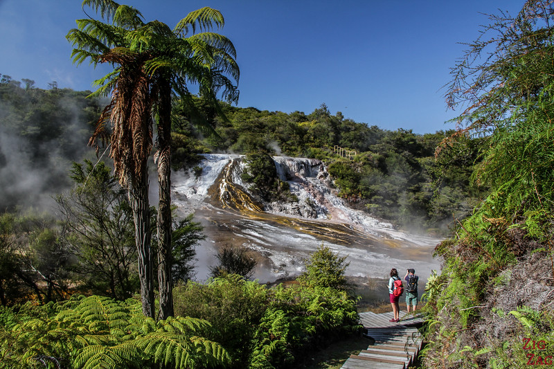 New Zealand North Island Itinerary 1 week - Orakei