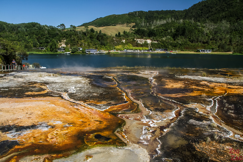 Rotorua Attraciton geothermique - Orakei Korako 2