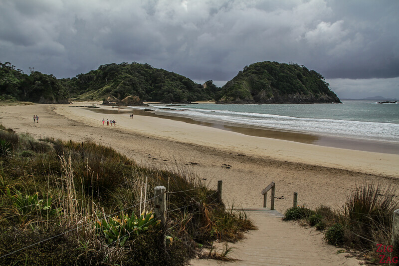 Best beaches in New Zealand - Matapouri bay