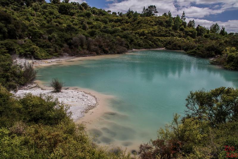 Best geothermal attraction in Rotorua - Whakawarewa 3