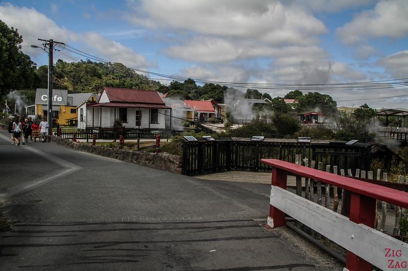 Rotorua Attraction geothermique - Whakarewarewa 4